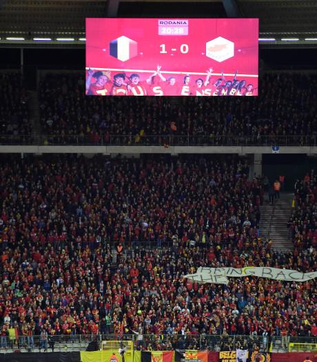L'Union belge n'abandonne pas l'espoir d'une rénovation complète du stade Roi Baudouin