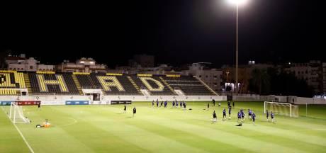 Spelersbus Barça raakt de weg kwijt in Saoedi-Arabië