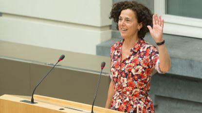 Annick Lambrecht (sp.a) wordt ook senator