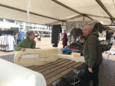 Apeldoornse markt zaterdag op twee pleinen om drukte te spreiden