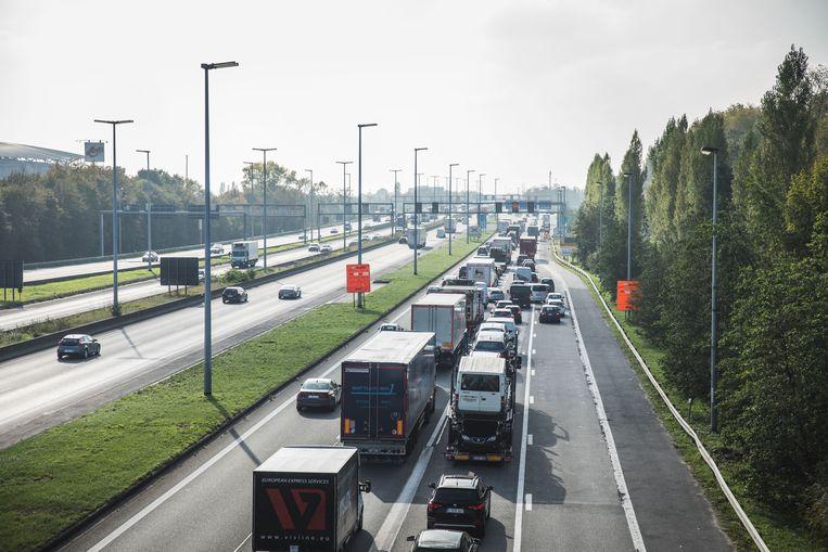 Nog de hele week worden zware files verwacht in de hele Gentse regio.