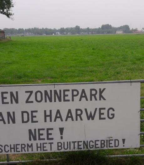 Zonnepark Haarweg in Wageningen kan er komen na uitspraak Raad van State