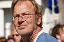 Fotograaf Aad Meijer legt bekende, minder bekende en onbekende Roosendalers op de gevoelige plaat vast. Aad Meijer is een van de genomineerden voor de cultuurprijs in Roosendaal. foto Yvonne Coppens