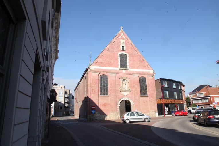 De Sint-Franciscuskerk is de eerste kerk die ontwijd wordt.