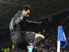 Chelsea na verlenging door naar halve finale FA Cup