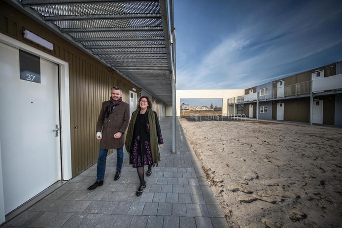Containerwoningen in zwolle zijn in trek zwolle destentor.nl