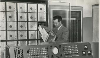 Harry Huskey (1916-2017), de man van de elektronische hersenen