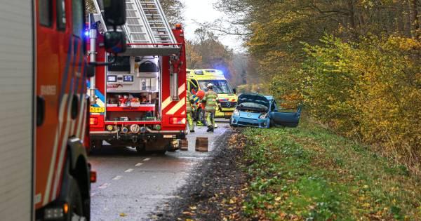 Automobiliste uit Lelystad komt om het leven bij ongeval in Rutten.