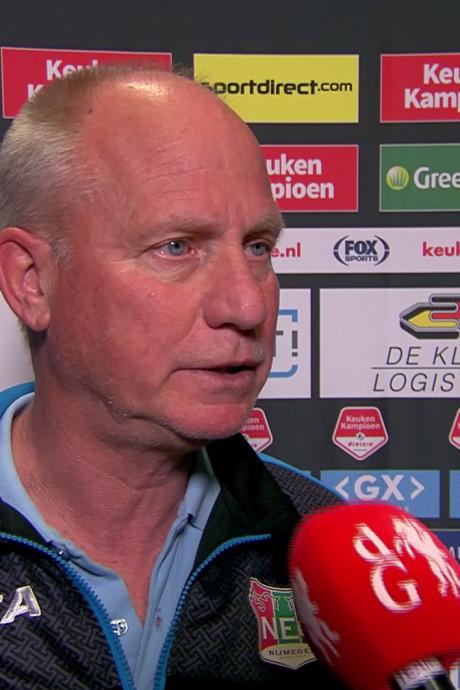 Ron de Groot: 'Het is nog lang niet beslist'