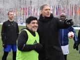 Van Basten: 'Maradona was uniek, maar ook een van de jongens'