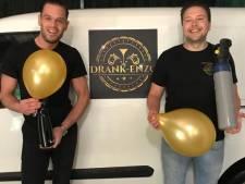 Bredase lachgasverkopers: 'Vraag naar lachgas zal onverminderd groot blijven'