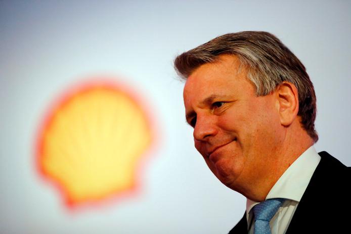 Shell-topman Ben van Beurden