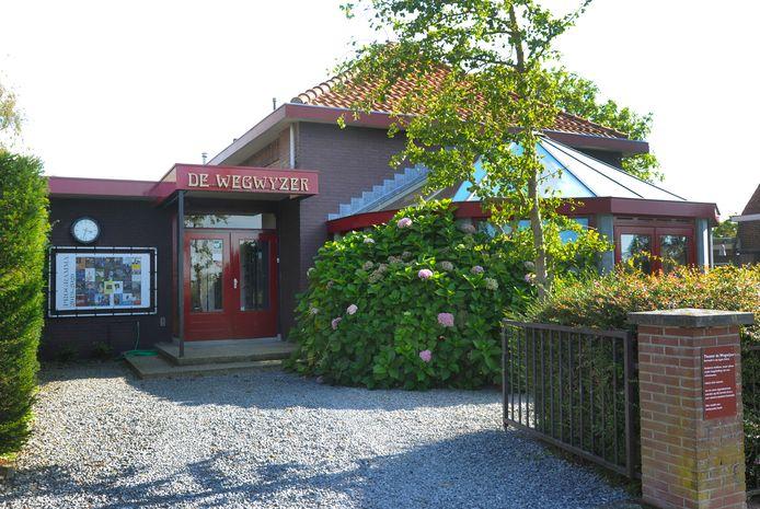 Theater De Wegwijzer in Nieuw- en Sint Joosland.