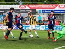 Jong Vitesse neemt afscheid als beste beloftenploeg in tweede divisie