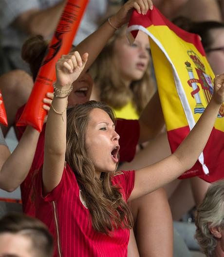 Kwartfinale EK Vrouwenvoetbal op Vijverberg uitverkocht
