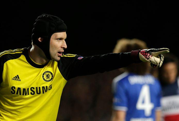 Petr Cech is voor Chelsea opnieuw beschikbaar.