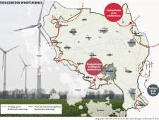 Tegenstanders windturbines in Noordoost-Twente kondigen acties aan