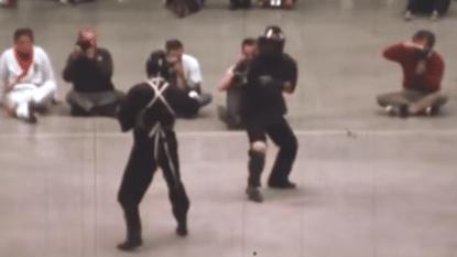 Straf: de enige video van een echte MMA-kamp van Bruce Lee, duikt nu pas op