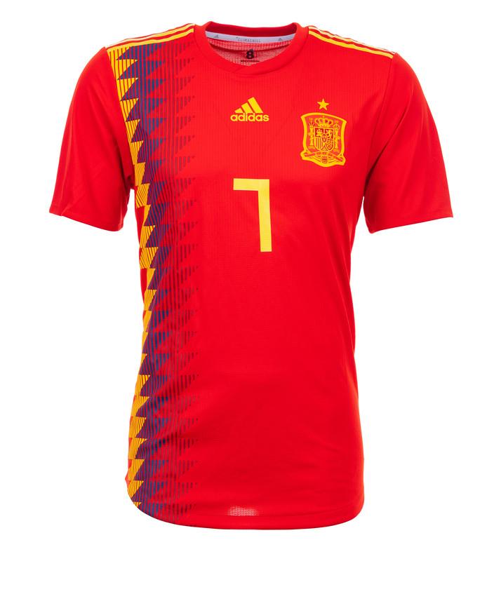 Spanje.