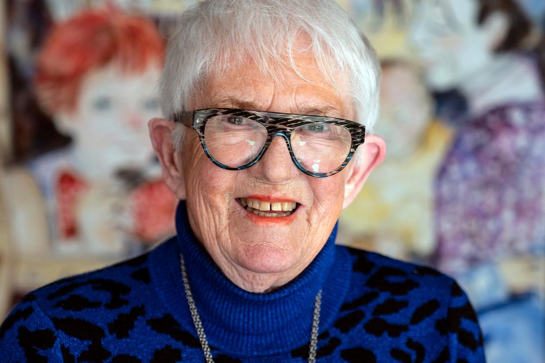 Yvonne Brill, auteur van de Bianca meisjesboekenserie.