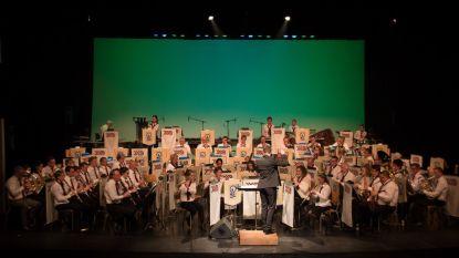 Harmonie Xaverianen geeft twee optredens op twee dagen