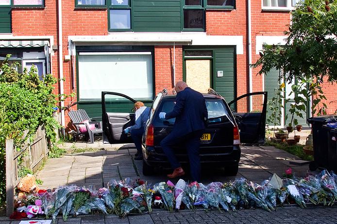 De Rijksrecherche onderzoekt de auto van Wendell C.
