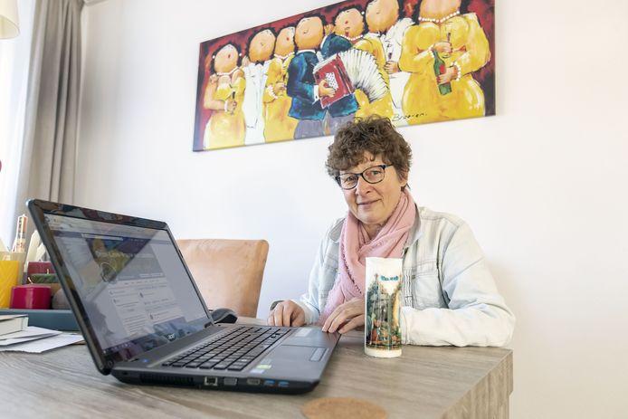 Pastor Ria Doornbusch