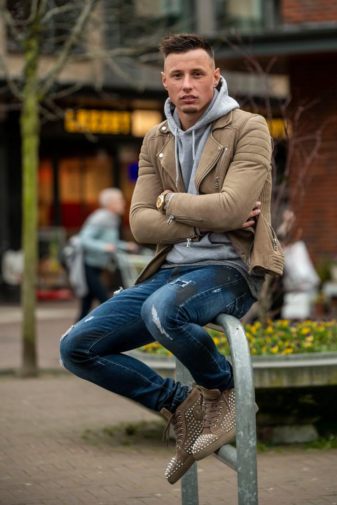 Temtation verleider Ricardo is thuis in Zwolle