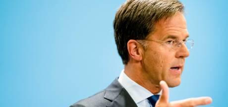 Kijk hier live: wekelijkse persconferentie met premier Rutte