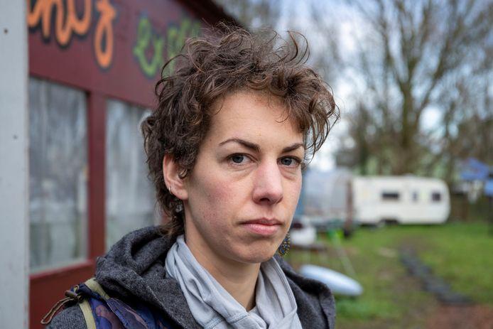Astrid Mulder is een nieuw ecodorp langs Grebbedijk begonnen.