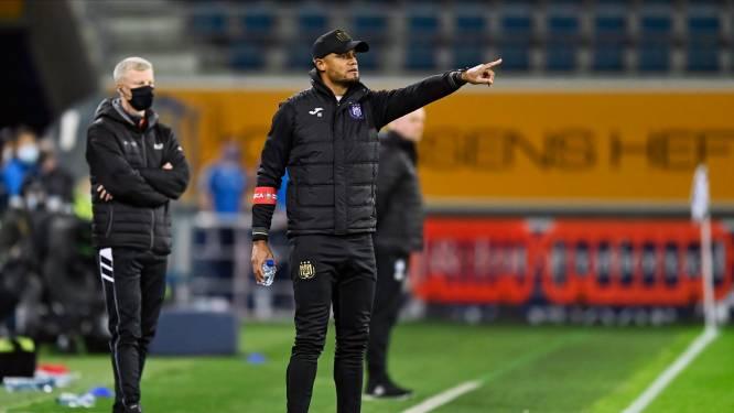 """Zwak Anderlecht laat na aan leiding te komen: """"Er komen nog kansen"""" (maar dan zal het beter moeten)"""
