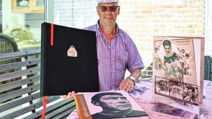 Willy Van Den Brande bezit zeldzaam boek over Eddy Merckx: Slechts 150 exemplaren uitgegeven in België