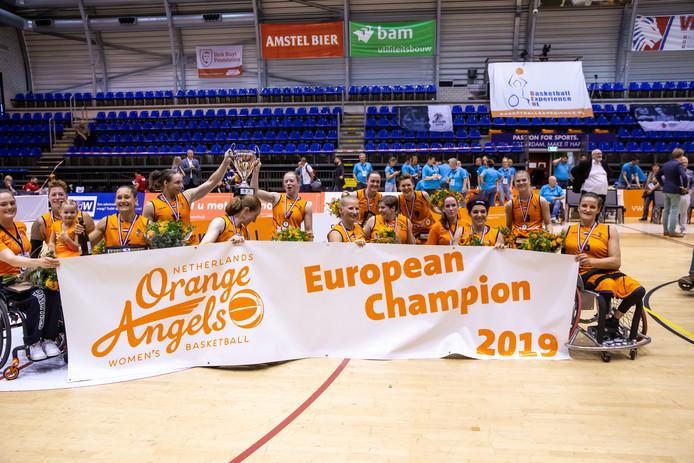 Oranje is Europees kampioen.