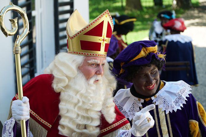 Sinterklaas komt dit jaar 'stilletjes' aan in Hellendoorn.