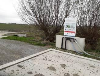 Aanzuiginstallaties moeten watervervuiling in lokale waterlopen verhinderen