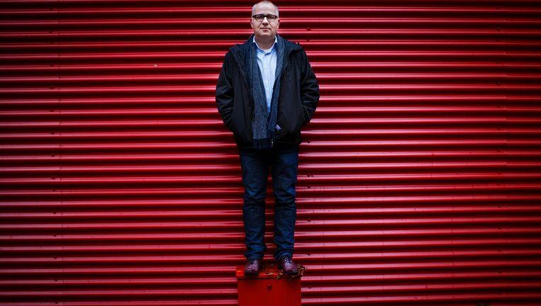 Jan Eikelboom is verslaggever voor Nieuwsuur. Beeld 30149010A