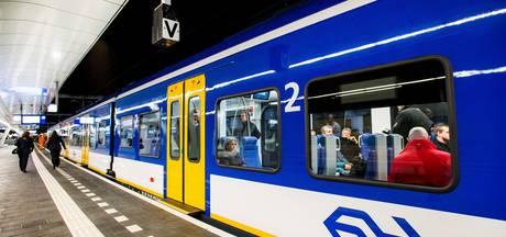 Geen treinen of extra treinen van en naar Elst