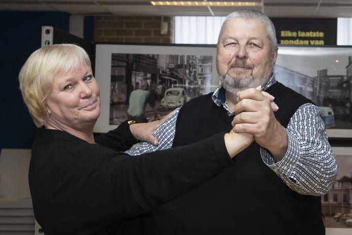 Gerard Hammink ontmoette zijn vrouw Ria in Dansschool Veenstra.