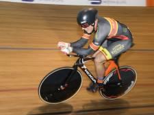 Sam Ligtlee toch van start bij WK baanwielrennen