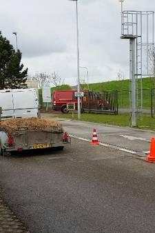 200 voertuigen gecheckt bij milieustraat Zierikzee