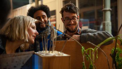 Kunstwerken van kinderen en jongeren ondersteund door jeugdzorg veroveren Leuven