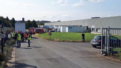 Personeel Recticel even geëvacueerd voor rookontwikkeling