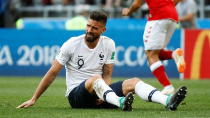 Eerste brilscore van het toernooi is een feit: Frankrijk en Denemarken naar achtste finales na schijnvertoning