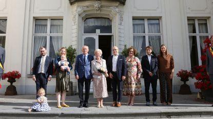 Evergem ontvangt weer jubilarissen: Nelly en Armand zijn 60 jaar getrouwd
