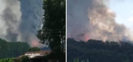 Ontploffingen in vuurwerkfabriek Turkije, tientallen gewonden afgevoerd