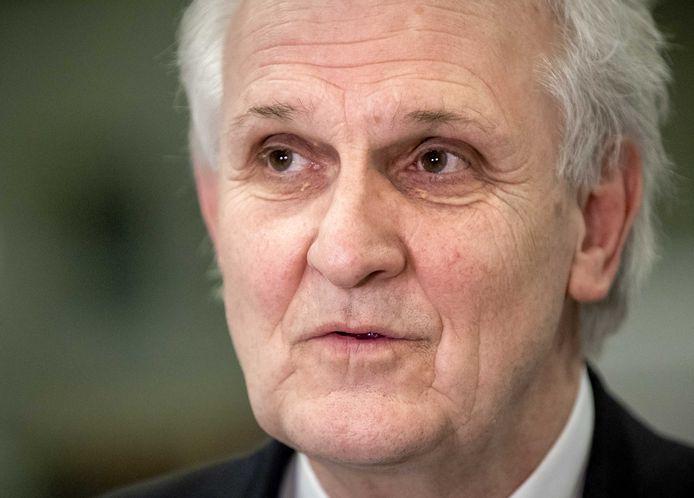 Pieter Broertjes, burgemeester gemeente Hilversum
