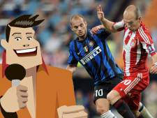 Quiz | In welke stad won Sneijder met Inter de Champions League?