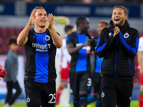 'Belgische competitie per direct stopgezet, Club Brugge kampioen'