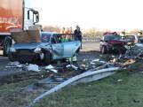 Ernstig ongeluk bij Nistelrode: twee zwaargewonden