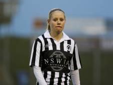 Goaltjesdief Glenda van Lieshout weet het net bij Achilles'29 nog niet te vinden